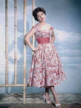 Joan Collins dans les annees 50 in the 50's (photo)