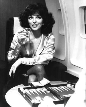 Joan Collins - The Bitch