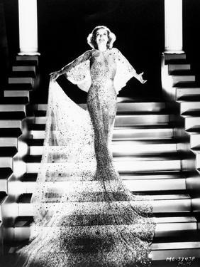 Joan Crawford. Custome by Adrian