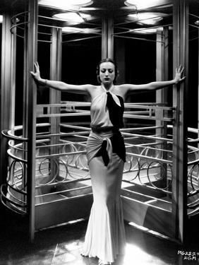 """Joan Crawford. """"Letty Lynton"""" 1932, Directed by Clarence Brown. Custome by Adrian"""