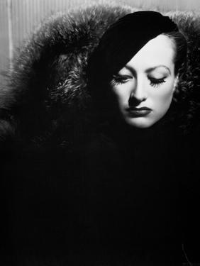 """Joan Crawford. """"Letty Lynton"""" 1932, Directed by Clarence Brown"""