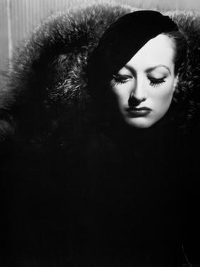 "Joan Crawford. ""Letty Lynton"" 1932, Directed by Clarence Brown"