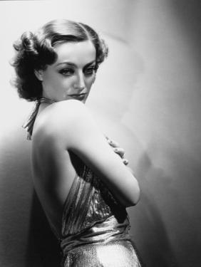 """Joan Crawford. """"No More Ladies"""" 1935, Directed by Edward H. Griffith"""
