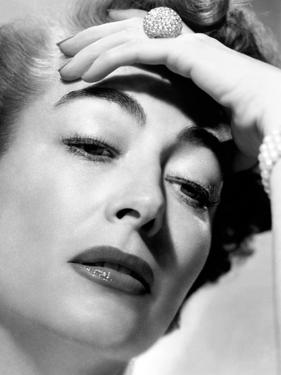 """Joan Crawford. """"Sudden Fear"""" 1952, Directed by David Miller"""
