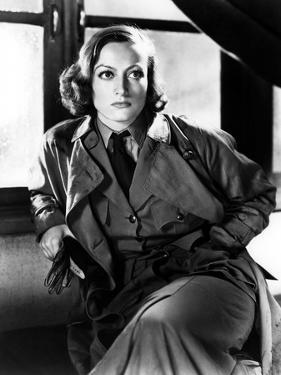 """Joan Crawford. """"Today We Live"""" [1933], Directed by Howard Hawks."""