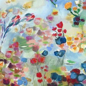 French Floral by Joan Elan Davis