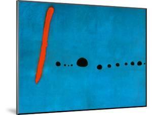 Blue II, c.1961 by Joan Mir¢