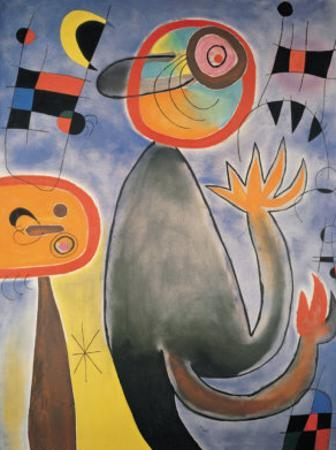 Animal Composition by Joan Miró
