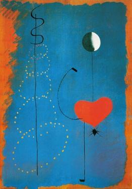 Ballerina by Joan Miro