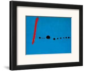 Blue II, c.1961 by Joan Miro