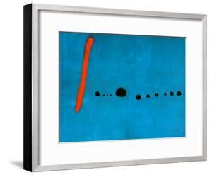 Blue II, c.1961 by Joan Miró
