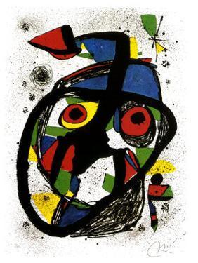 Carotta by Joan Miró
