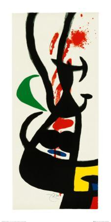 Chef des Equipages by Joan Miró