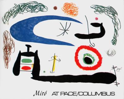 Dormir sous la Lune by Joan Miró