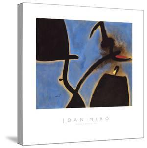 Femmes, Oiseau, 1973 by Joan Miro