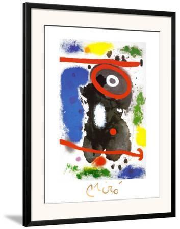 Head by Joan Miró