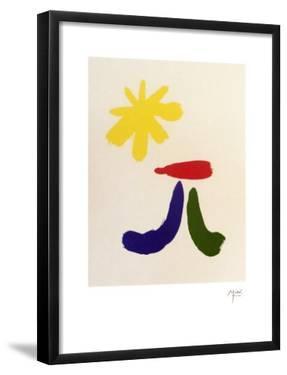 Illustrated Poems-Parler Seul by Joan Miró