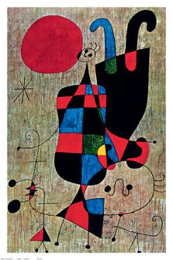 Inverted by Joan Miro