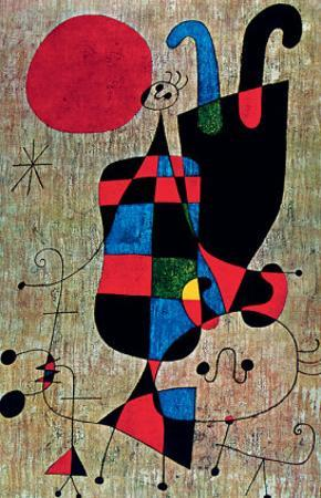 Inverted by Joan Miró