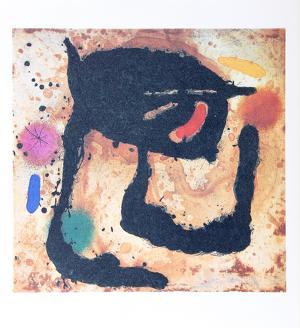 Le Dandy by Joan Miró