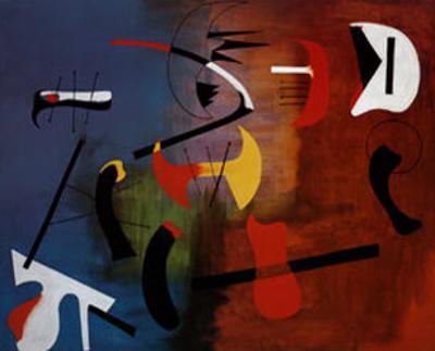 Peinture Composition by Joan Miró