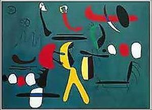 Peinture De La Facon Collage by Joan Miró