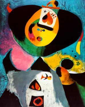 Portrait No. 1 by Joan Miró