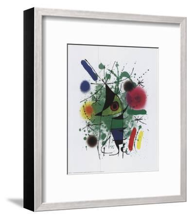 Singing Fish by Joan Miró
