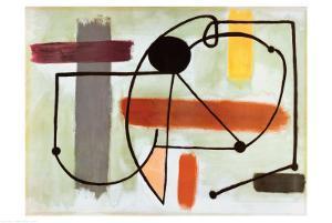 Torso by Joan Miro