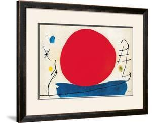 Untitled, c.1967 by Joan Miro