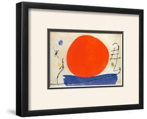 Untitled, c.1967 by Joan Miro