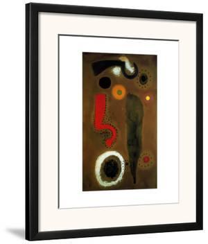 Vogel im Raum by Joan Miró