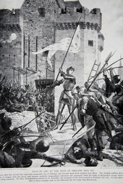 Joan of Arc at the Siege of Orleans