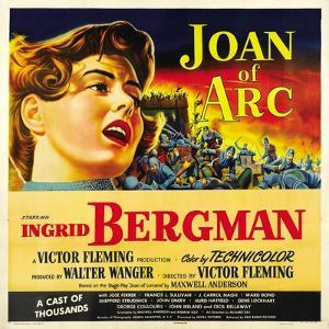 """Joan of Lorraine, 1948, """"Joan of Arc"""" Directed by Victor Fleming"""