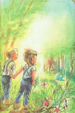Finding the Creek - Jack & Jill by Joan Schmidt Gelberg