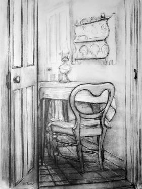 The Cottage Kitchen,1975 by Joan Thewsey