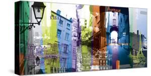 City Vibes I by Joana Joubert