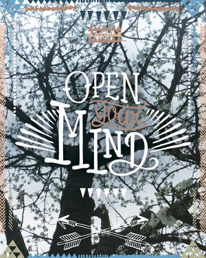 Open Your Mind by Joana Joubert