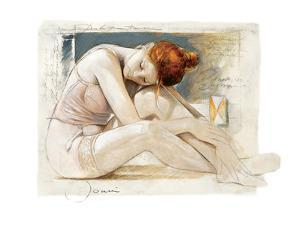 Lost in Dreams I by Joani