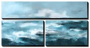 Storm Surf by Joanne Parent