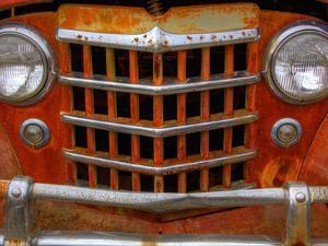 Rusty Trucks at Old Car City, Georgia, USA by Joanne Wells