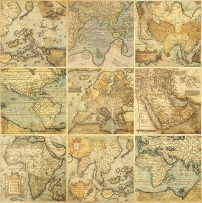Around the World I by Joannoo