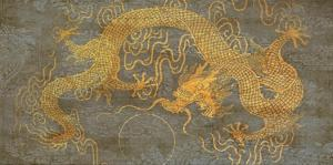 Golden Dragon by Joannoo