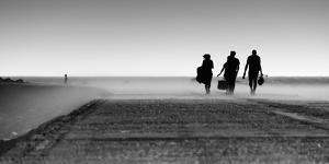 Watching Them Come and Go by João Custódio