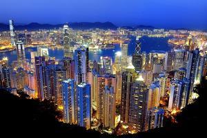 Hong Kong by Joao Figueiredo