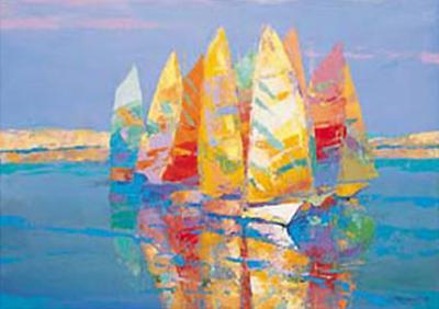 Boat Race I
