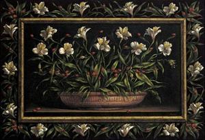 Flores y Mariquitas by Joaquin Moragues