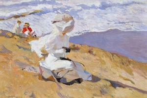 Capturing the Moment, 1906 by Joaquin Sorolla y Bastida