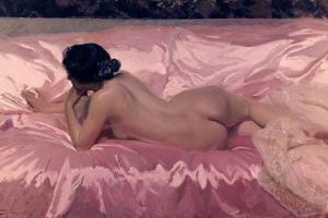 Gitana, Desnudo De Mujer, 1902 by Joaquín Sorolla y Bastida