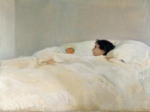 Mother, 1895 by Joaquin Sorolla y Bastida